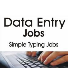 data entry online jobs